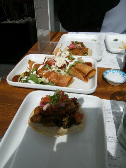 Tortillas o tacos