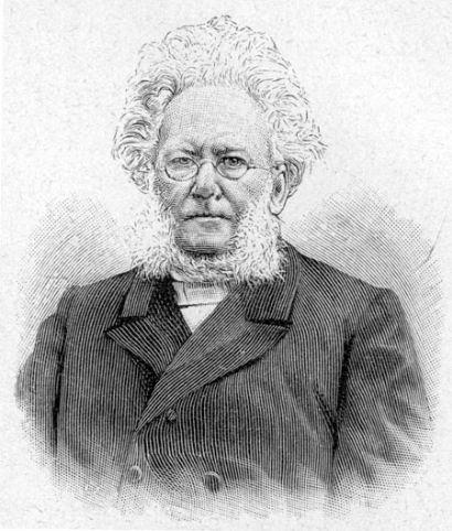 Yeah, Henrik Ibsen !