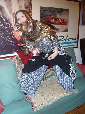 Piraten Anna, haha