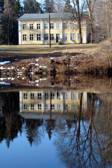 spökhuset i borgvattnet