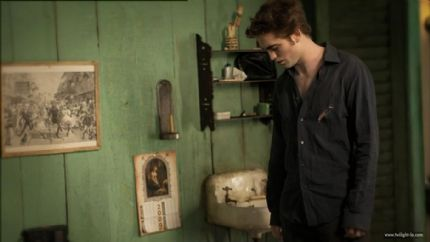 Edward, New moon