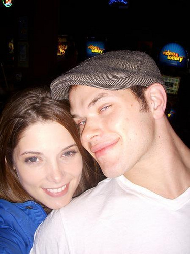 Kellan Lutz & Ashley Greene