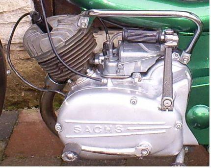 Renoverad motor