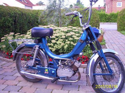 Nykomlingen i mopedgänget