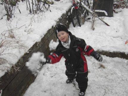Snöbollskrig