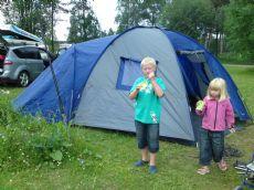 Köpa tält inför semestern – Mitt liv