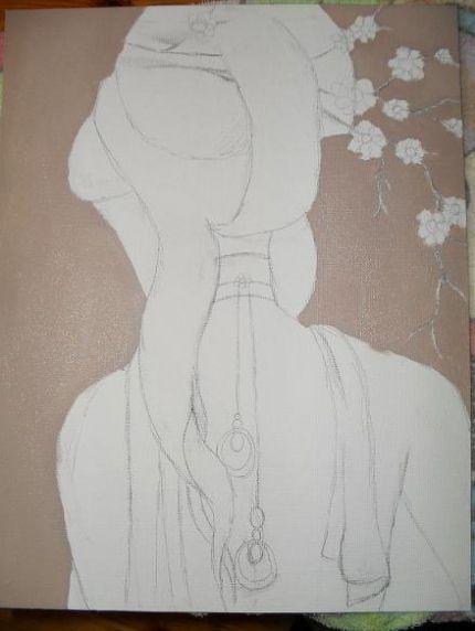 Sakura geisha