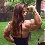 Tecken som kan visa att någon tar steroider är stor tjurnacke ...