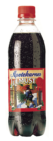 Julmust - A Very Swedish Drink